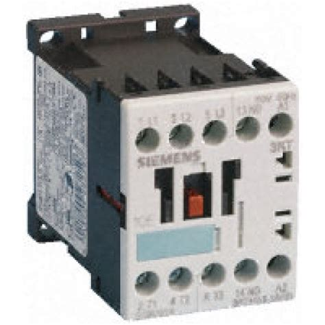 Contactor Siemens 22e siemens sirius 01 contactor 3rt1015 1bb42