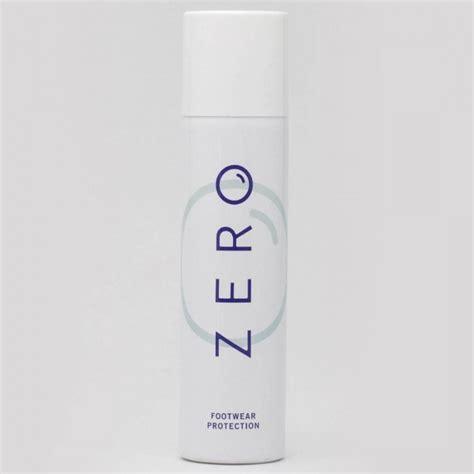 zero footwear protection 300ml spray white