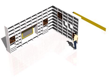 librerie 3ds librerie 3d libreria modulare acca software