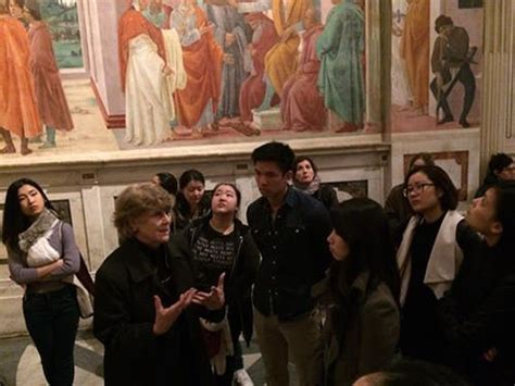 Iesa Mba Arts Management by Florence Capitale Des Arts Du Luxe Et Du Tourisme Iesa