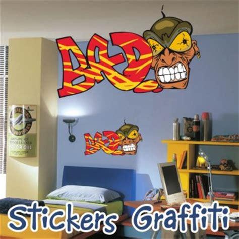 stickers autocollant ado graffiti bad pas cher france