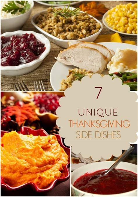 7 Dishes To Try This Thanksgiving by Discover And Save Creative Ideas