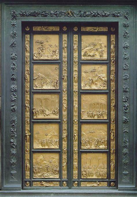 Ghiberti Doors ghiberti s doors alberti s window