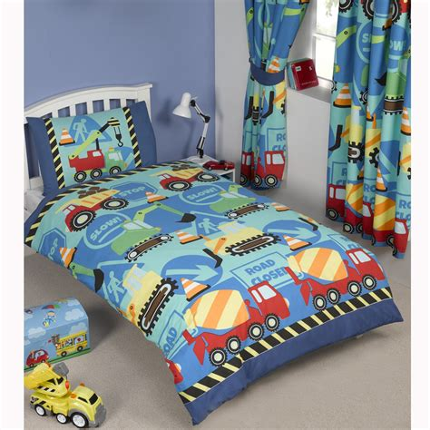 kids character disney single duvet cover bedding sets ebay