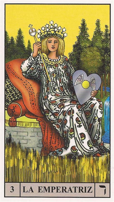 la emperatriz de los 8420410799 la emperatriz tarot