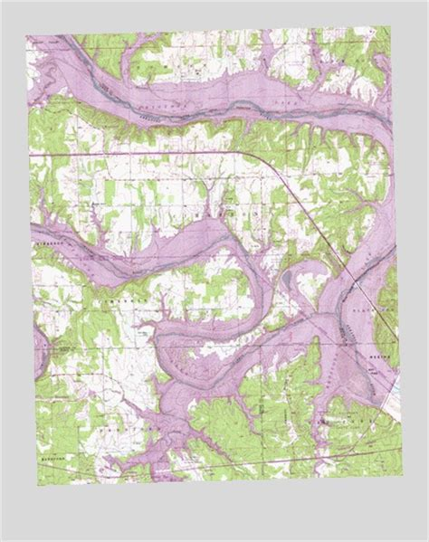 topographical map of oklahoma keystone dam ok topographic map topoquest