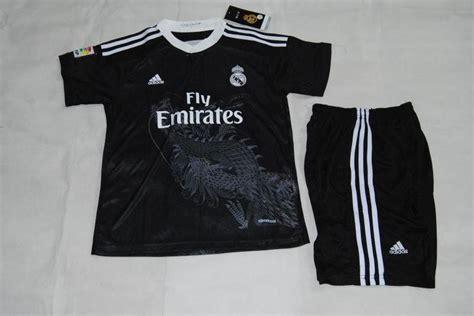 imagenes del uniforme del real madrid negro uniforme real madrid ni 241 o dragon negro 90 000 en