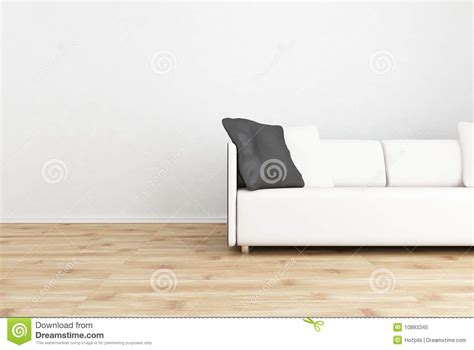face couch couch to face a blank wall stock illustration image of