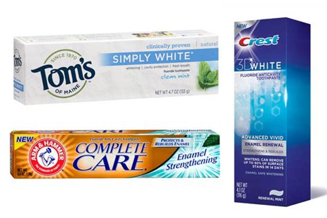 7 Great Toothpastes For A Whiter Smile by 9 Great Toothpastes For A Health Smile 3v Dental Associates