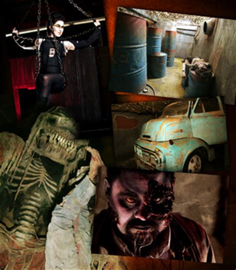 colorados  haunted houses  floor   asylum  hauntworldcom