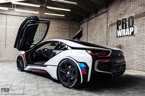 modified bmw i8 custom wrapped bmw i8 by prowrap in the netherlands gtspirit