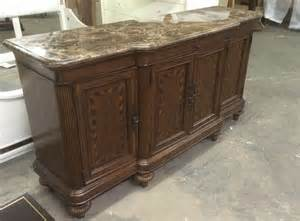 Marble Buffet Table Thomasville Furniture Hemingway Preserve Marble Top Buffet