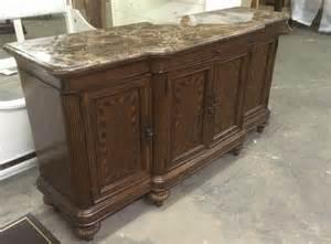 Thomasville Furniture Hemingway Preserve Marble Top Buffet