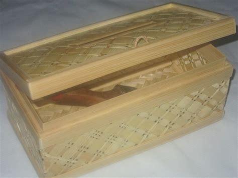 cara membuat kerajinan tangan anyaman dari bambu kerajinan ayaman bambu dengan cara membuatnya sarungpreneur