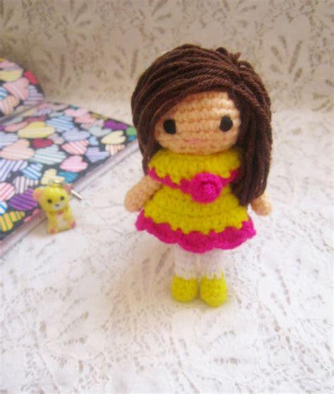 amigurumi cute pattern free little amigurumi doll free pattern by anitadoma on deviantart