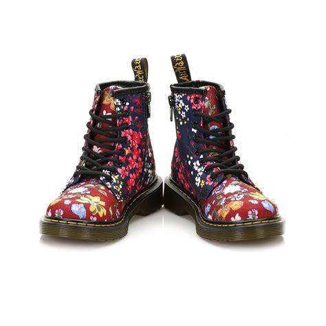 Aldorra Lace Shoes Flat Shoes Premium Black Flowerslace dr martens floral boots delaney fc lace up