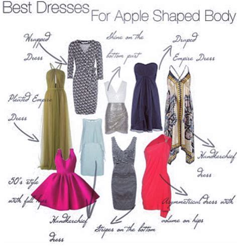 17 Best images about How to dress/style for apple shapes