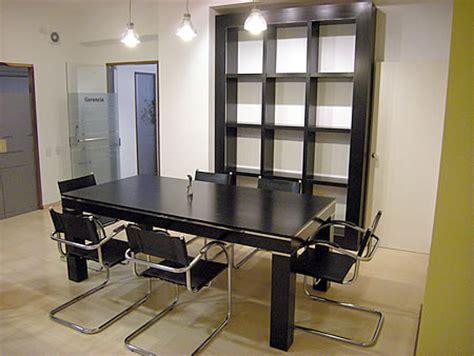 amoblamiento de oficina  medida mesa de directorio en