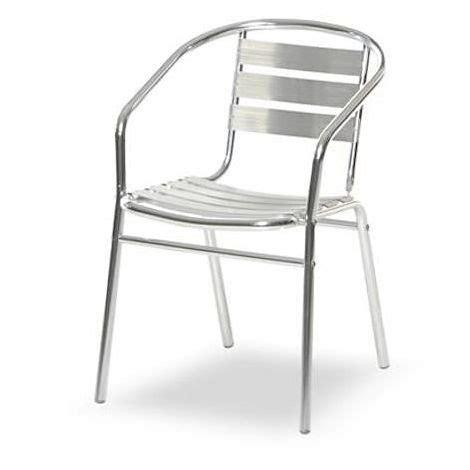 sedie alluminio bar sedia da giardino in alluminio taddei bar alu