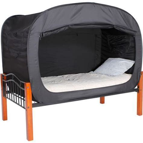 privacy pop tent bed privacy pop bed tent multiple colors from walmart