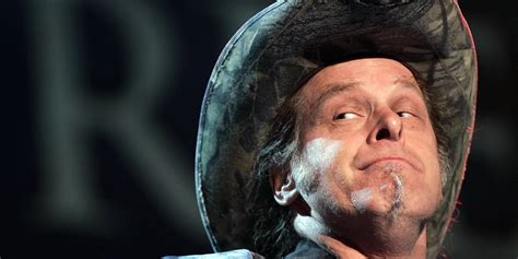 ted nugent   message  media retards huffpost