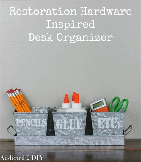 Restoration Hardware Desk Accessories Restoration Hardware Desks School Supplies Picmia