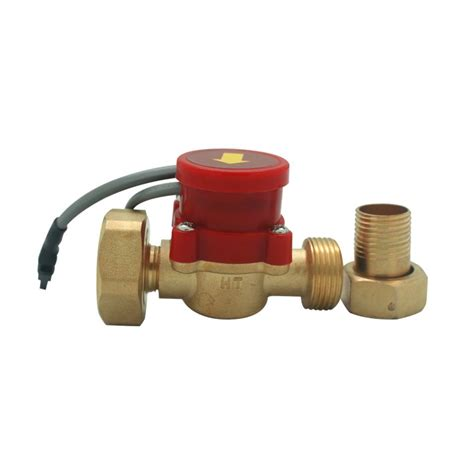 Pompa Air Booster Otomatis Dab 1 jual flow switch 1 quot 3 4 quot otomatis pompa