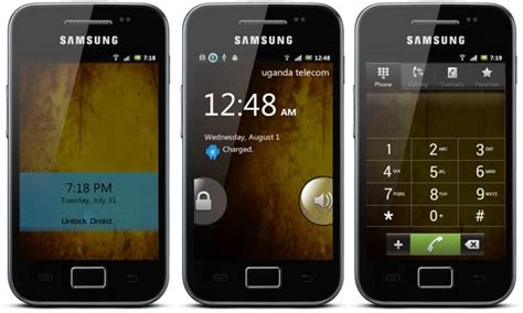 themes for android samsung galaxy ace droidace cm7 cyanogenmod 7 rom for samsung galaxy ace