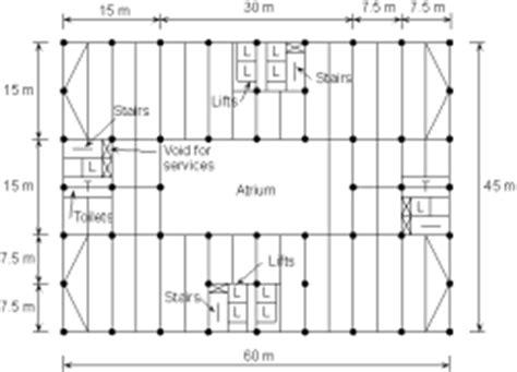 structural layout of industrial building concept design steelconstruction info