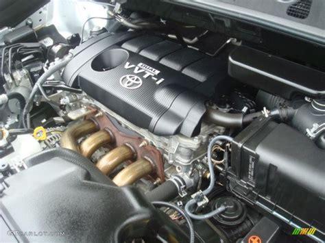 Toyota Highlander 2 7 Liter Engine 2009 Toyota Highlander Standard Highlander Model 2 7 Liter