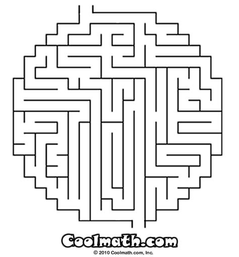 printable games online mazes for kids at cool math games free online mazes to