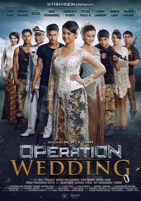 Video Film Operation Wedding 2015 | operation wedding 3 of 3 extra large movie poster