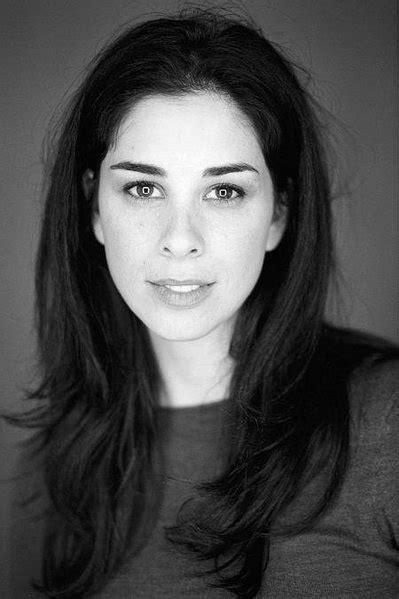versatile actress writer comic sarah kate silverman born december 1 1970 is an