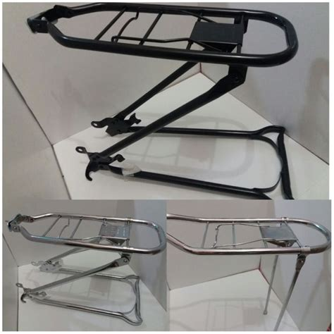 Vintage Bicycle Rear Rack by Vintage Bicycle Rear Rack Shop Collectibles Daily