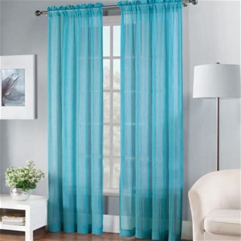 turquoise curtains window treatments buy turquoise curtains window treatments from bed bath