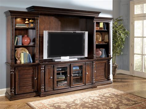 Dark Oak Bookcase Tv Cabinets Drawing Room Furniture Customwoodtz Com