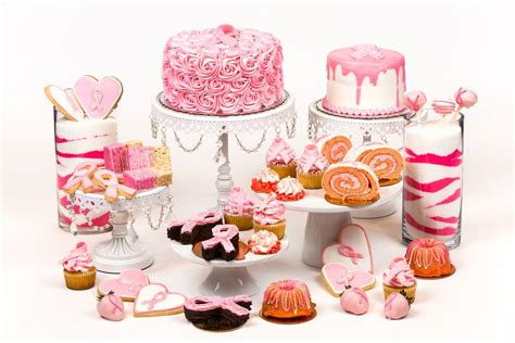 8 Low Sweet Treats by Station Casinos Serve Sweet Treats For Breast Cancer Month