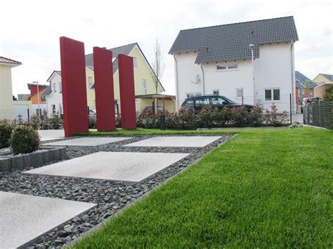 Moderne Gartenanlagen