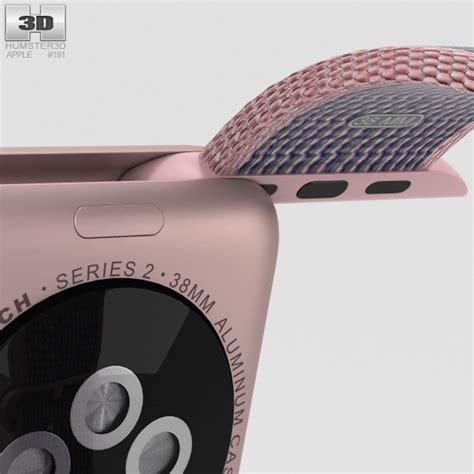 Kredit Apple 2 38mm Woven Midnight Blue apple series 2 38mm gold aluminum pink