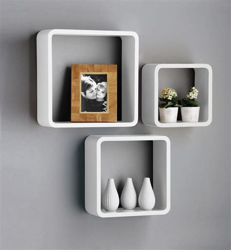 Square Floating Shelf by 17 Best Ideas About Cube Shelves On Cube