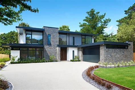 modern home design new england contemporary house in england