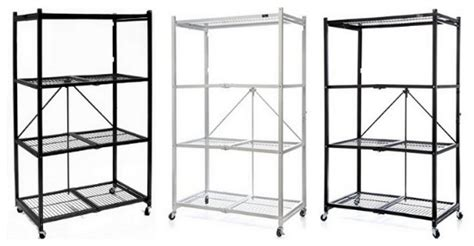 Origami Shelves Costco - origami 4 shelf collapsible storage racks 43 best