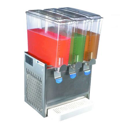 Juice Dispenser Tempat Juice 8 Liter 3x8l 3 tanks 3 8 176 c ce countertop cold beverage juice dispenser tt j35