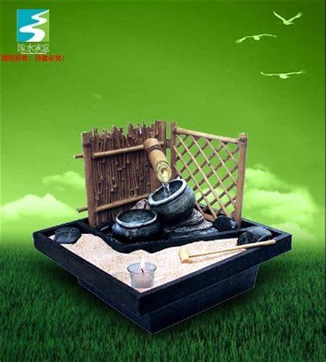 china polyresin desktop mini water fountain tm8001
