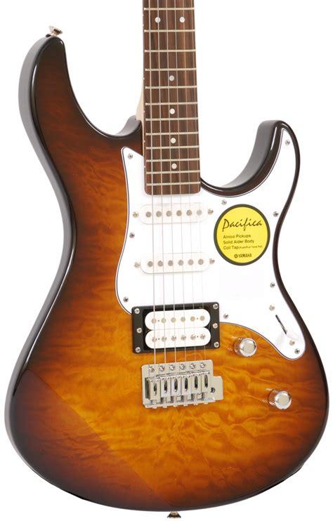 Harga Gitar Yamaha Pacifica 212 Vqm yamaha pacifica 212 vqm tbs electric guitar