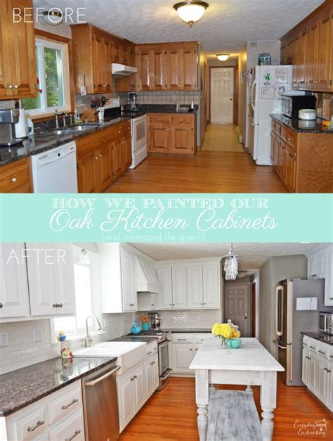 painting oak kitchen cabinets white best 25 brown painted cabinets ideas on pinterest brown