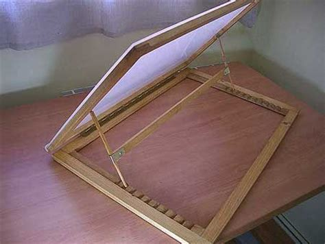Drafting Table With Lightbox 25 Best Ideas About Portable Drafting Table On Pinterest Portable Easel When Is The Draft