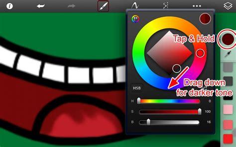 tutorial sketchbook express ipad image gallery ipad sketchbook express
