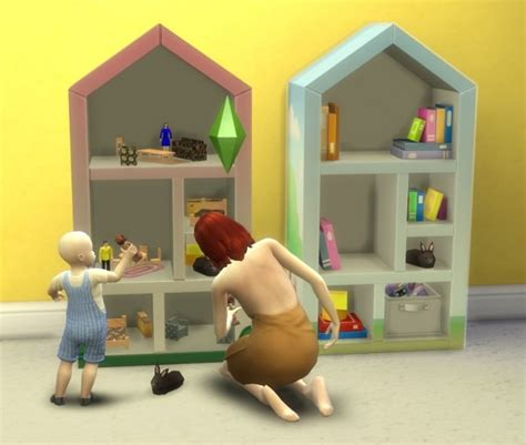 sims 4 dollhouse toddler dollhouse by biguglyhag at simsworkshop 187 sims 4