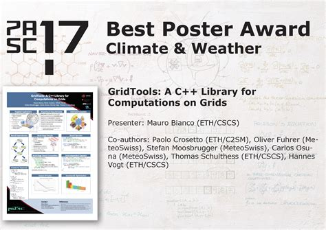 17 Best Images About Weather Or Not On Pinterest Image | pasc17 best posters awards pasc conference